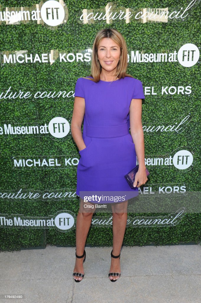 Nina Garcia attends The Couture Council of The Museum at the Fashion Institute of Technology hosted luncheon honoring Michael Kors with the 2013 Couture Council Award on September 4, 2013 in New York City.