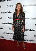 Nina Garcia attends the Marie Claire Fresh Faces party at Sunset Tower Hotel on April 11 2016 in West Hollywood California