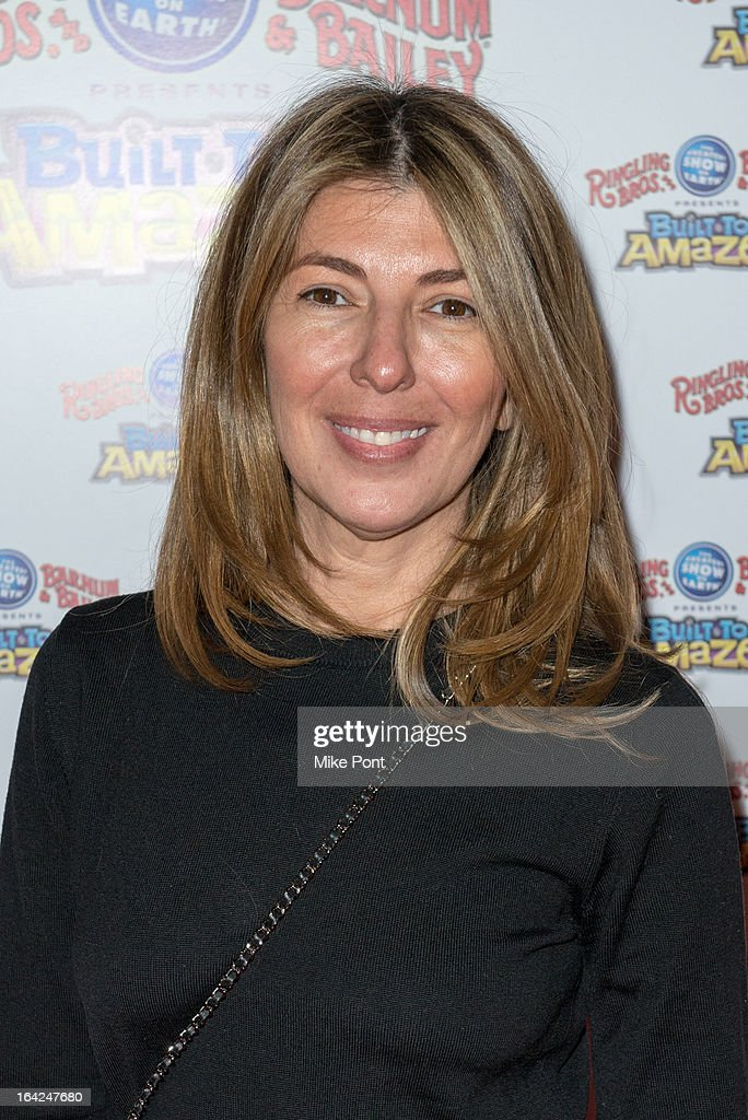 <a gi-track='captionPersonalityLinkClicked' href=/galleries/search?phrase=Nina+Garcia&family=editorial&specificpeople=592222 ng-click='$event.stopPropagation()'>Nina Garcia</a> attends the Ringling Bros. and Barnum & Bailey 'Build To Amaze!' Opening Night at Barclays Center on March 21, 2013 in the Brooklyn borough of New York City.