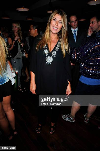 Nina Garcia attends The Target Kaleidoscopic Fashion Spectacular Lights up New York City at The Standard on August 18 2010 in New York City