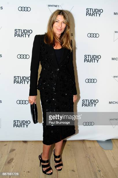 Nina Garcia attends The Whitney Museum's Annual Studio Party at The Whitney Museum of American Art on May 23 2017 in New York City