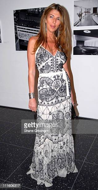 Nina Garcia during The Museum of Modern Art Honors Martin Scorsese at the 39th Annual Party In The Garden Gala at Abby Aldrich Rockefeller Sculpture...