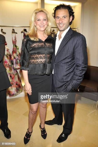Nina Griscom and Laino Perano attend Book Party for THE SUMMER WE READ GATSBY by Danielle Ganek at Dennis Basso on June 2 2010 in New York City