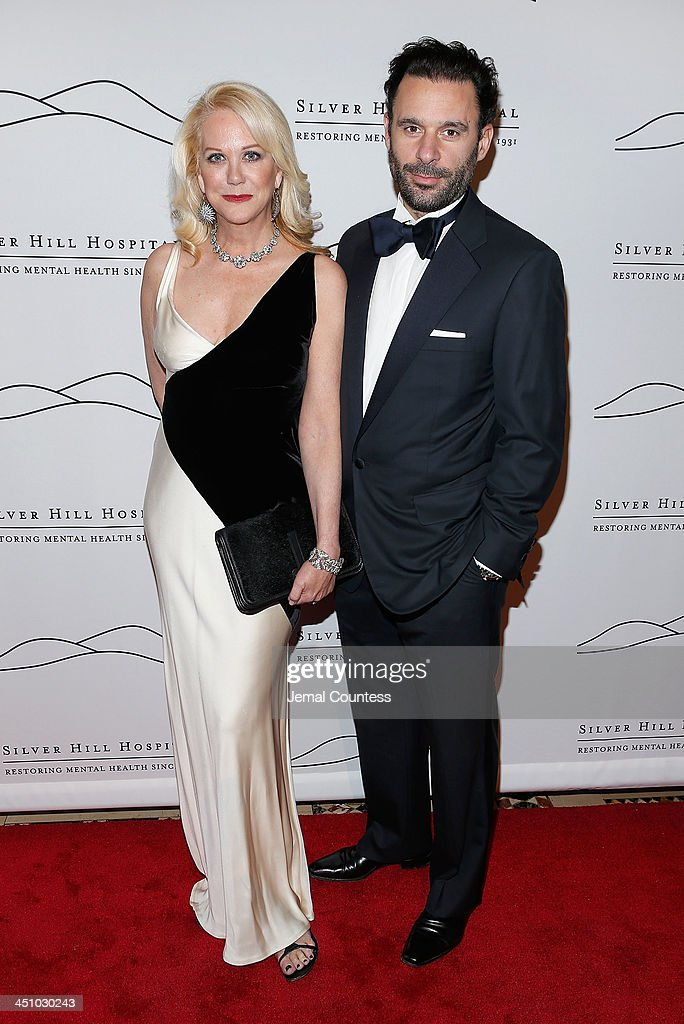 Nina Griscom and Leon Piraino attend the 2013 Silver Hospital gala at Cipriani 42nd Street on November 20, 2013 in New York City.