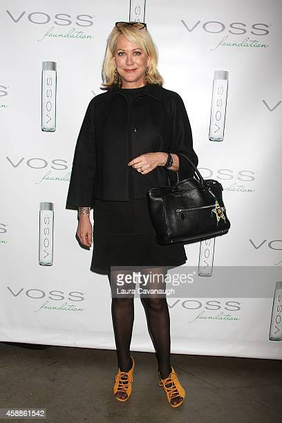 Nina Griscom attends the Fifth Annual Women Helping Women Luncheon at Dream Downtown on November 12 2014 in New York City