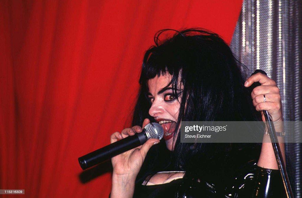 Nina Haagen in Concert at Tunnel - December 31, 1993
