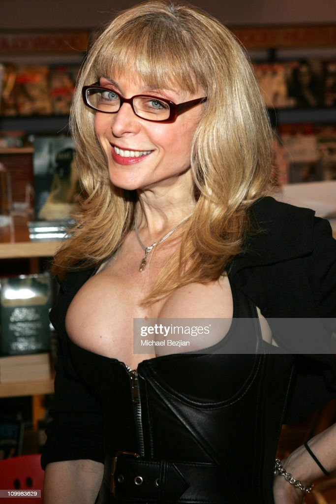 nina hartley naked