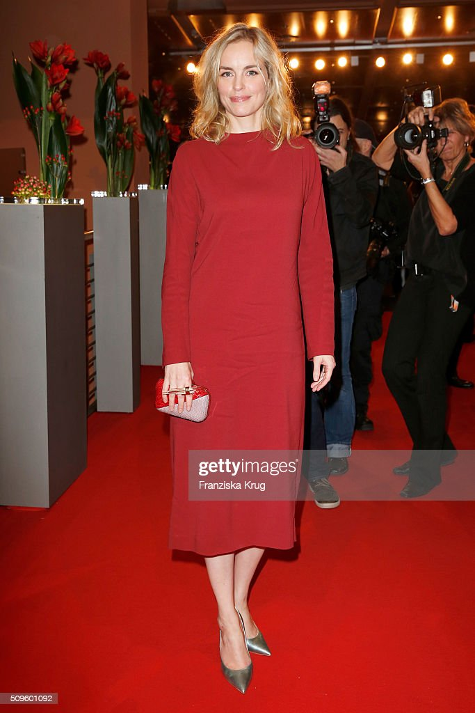<a gi-track='captionPersonalityLinkClicked' href=/galleries/search?phrase=Nina+Hoss&family=editorial&specificpeople=749953 ng-click='$event.stopPropagation()'>Nina Hoss</a> attends the opening party of the 66th Berlinale International Film Festival Berlin at Berlinale Palace on February 11, 2016 in Berlin, Germany.