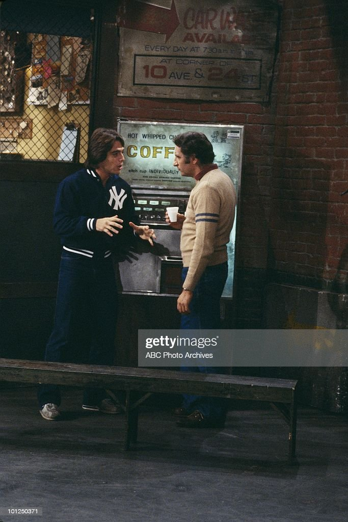 TAXI - 'Nina Loves Alex' which aired on January 21,1982. (Photo by ABC Photo Archives/ABC via Getty Images) TONY