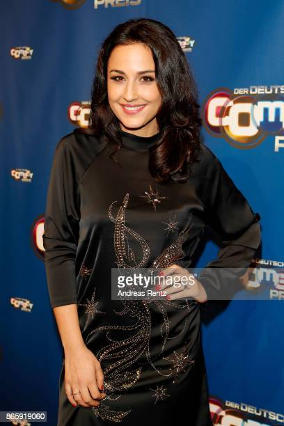 Nina Moghaddam attends the 21st Annual German Comedy Awards at Studio in Koeln Muehlheim on October 24 2017 in Cologne Germany