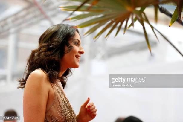 Nina Moghaddam attends the Raffaello Summer Day 2017 to celebrate the 27th anniversary of Raffaello on June 23 2017 in Berlin Germany