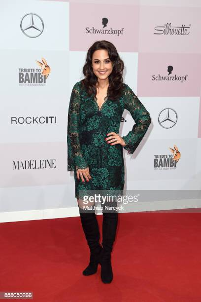 Nina Moghaddam attends the Tribute To Bambi at Station on October 5 2017 in Berlin Germany