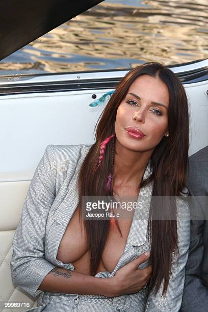 Nina Moric is seen during the 63rd Annual International Cannes Film Festival on May 18 2010 in Cannes France