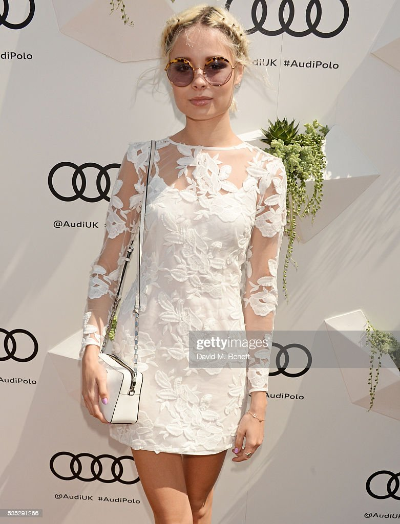 <a gi-track='captionPersonalityLinkClicked' href=/galleries/search?phrase=Nina+Nesbitt&family=editorial&specificpeople=8346791 ng-click='$event.stopPropagation()'>Nina Nesbitt</a> attends day two of the Audi Polo Challenge at Coworth Park on May 29, 2016 in London, England.