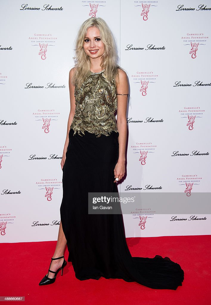 <a gi-track='captionPersonalityLinkClicked' href=/galleries/search?phrase=Nina+Nesbitt&family=editorial&specificpeople=8346791 ng-click='$event.stopPropagation()'>Nina Nesbitt</a> attends Gabrielle's Gala at Old Billingsgate Market on May 7, 2014 in London, England. Gabrielle's Gala is an annual fundraiser in aid of Gabrielle's Angel Foundation for Cancer.