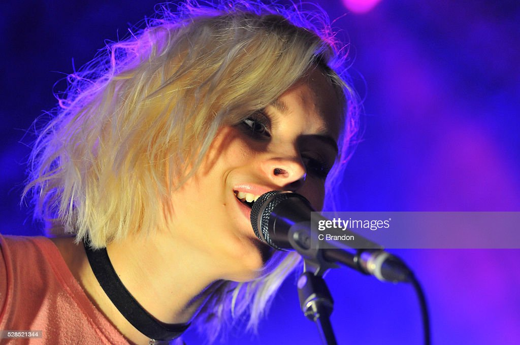 Nina Nesbitt performs on stage at Scala on May 5, 2016 in London, England.