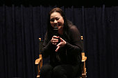 Nina Yang Bongiovi attends the Spirit Award Nominee Screening And QA Of 'Fruitvale Station' With Nina Yang Bongiovi at Regal Cinemas LA Live on...