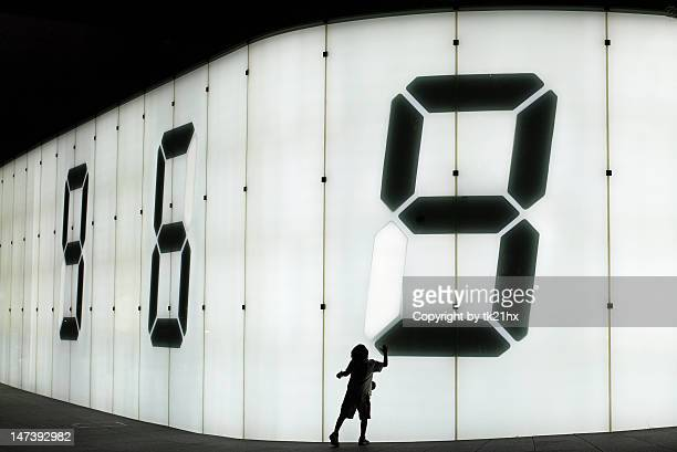 Nine, six and nine in  digit