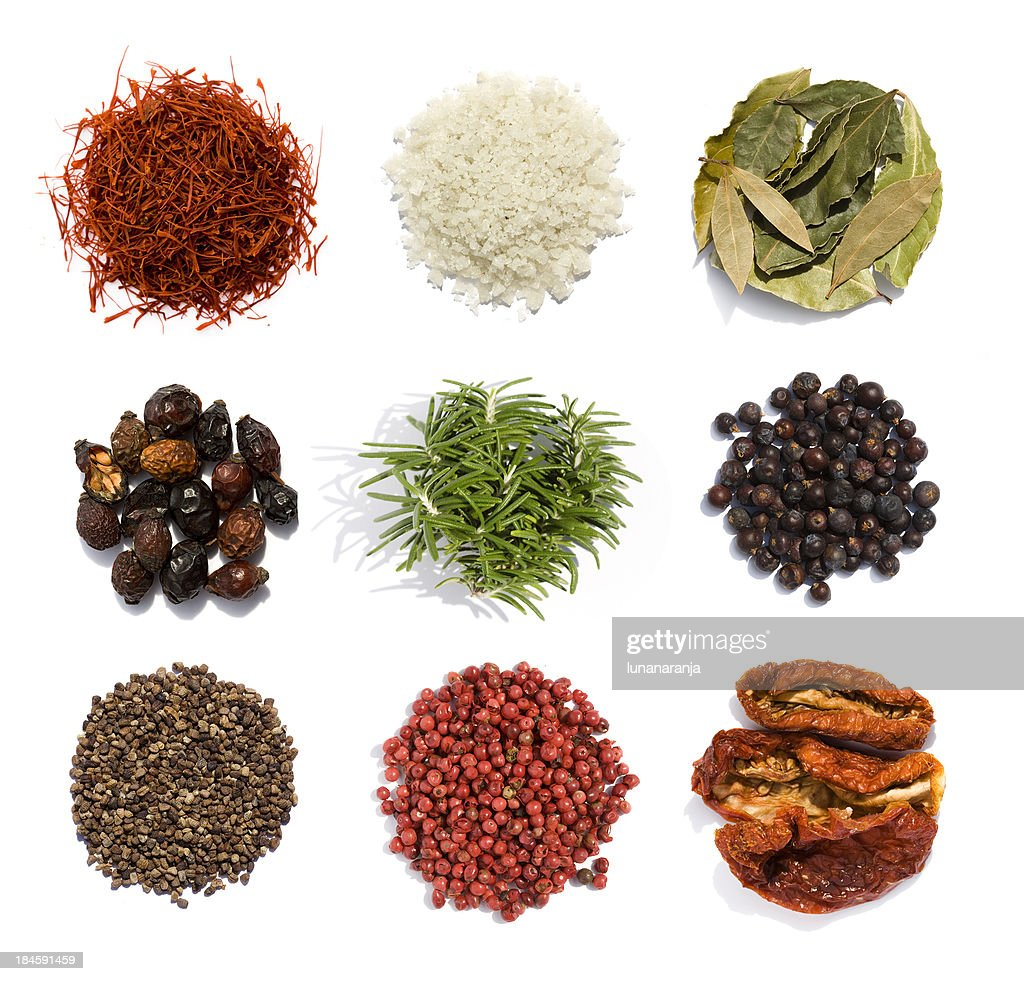 Nine spices