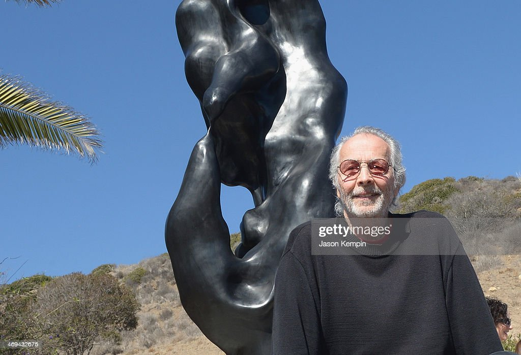 Nine time Grammy winning artist <a gi-track='captionPersonalityLinkClicked' href=/galleries/search?phrase=Herb+Alpert&family=editorial&specificpeople=700404 ng-click='$event.stopPropagation()'>Herb Alpert</a> attends the dedication ceremony for <a gi-track='captionPersonalityLinkClicked' href=/galleries/search?phrase=Herb+Alpert&family=editorial&specificpeople=700404 ng-click='$event.stopPropagation()'>Herb Alpert</a>'s sculpture 'Freedom' on February 14, 2014 in Malibu, California.