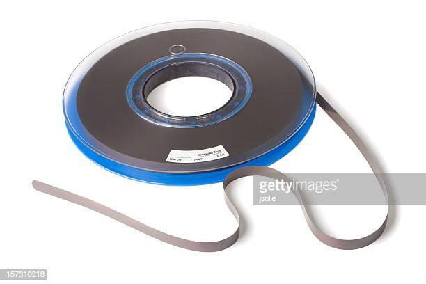 Nine-track computer tape