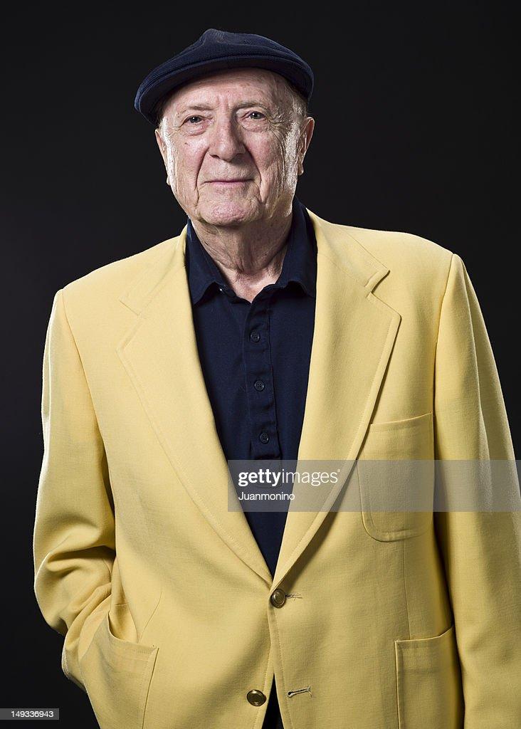ninety years old man