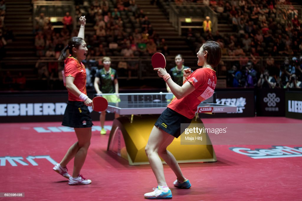 Table Tennis World Championship - Day 8