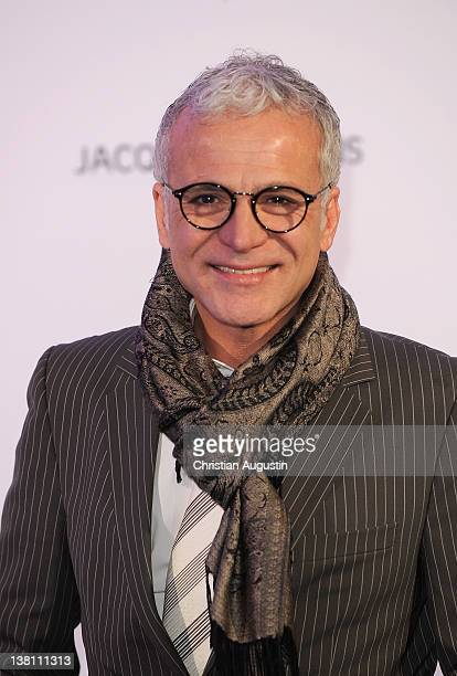 Nino de Angelo attends 'Mein Star des Jahres' Awards at Stage Entertainment Theatre on February 2 2012 in Hamburg Germany