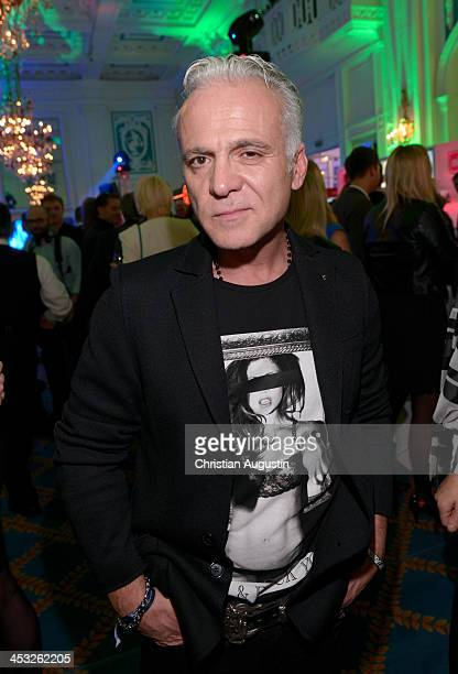 Nino de Angelo attends networking event 'Movie meets Media' at Hotel Atlantic on December 2 2013 in Hamburg Germany