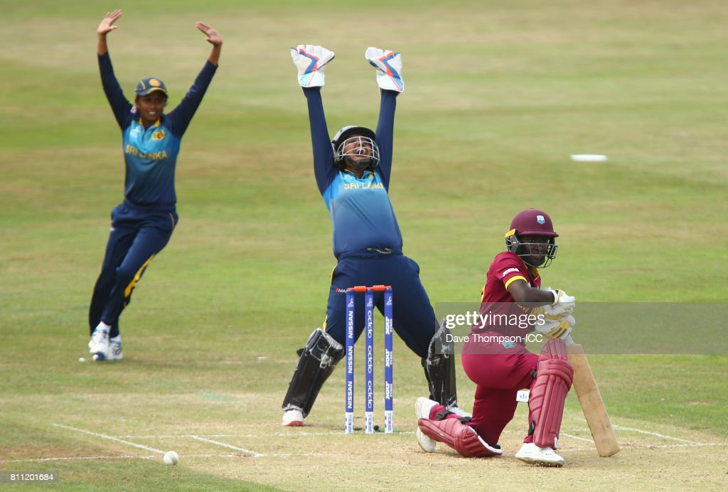 West Indies v Sri Lanka - ICC Women's World Cup 2017