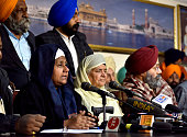 IND: Press Conference Of Victims Of 1984 Anti-Sikh Riots After Congress Leader Sajjan Kumar Was Sentenced To Life Imprisonment By Delhi High Court