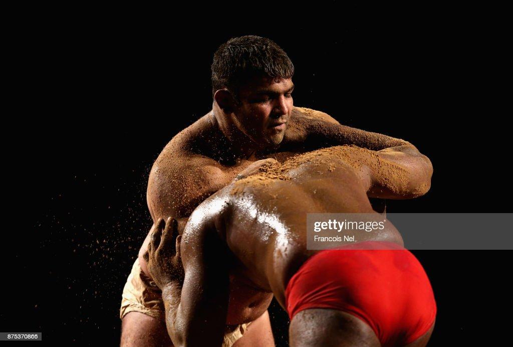 The Indo-Pak Kushti Wrestling Championship