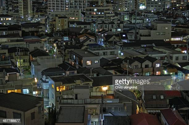 Nishi-Shinjuku Rooftops