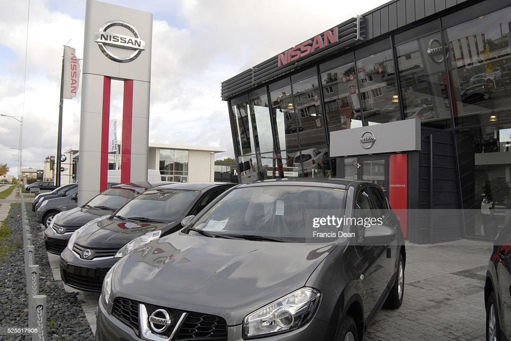 nissan amager