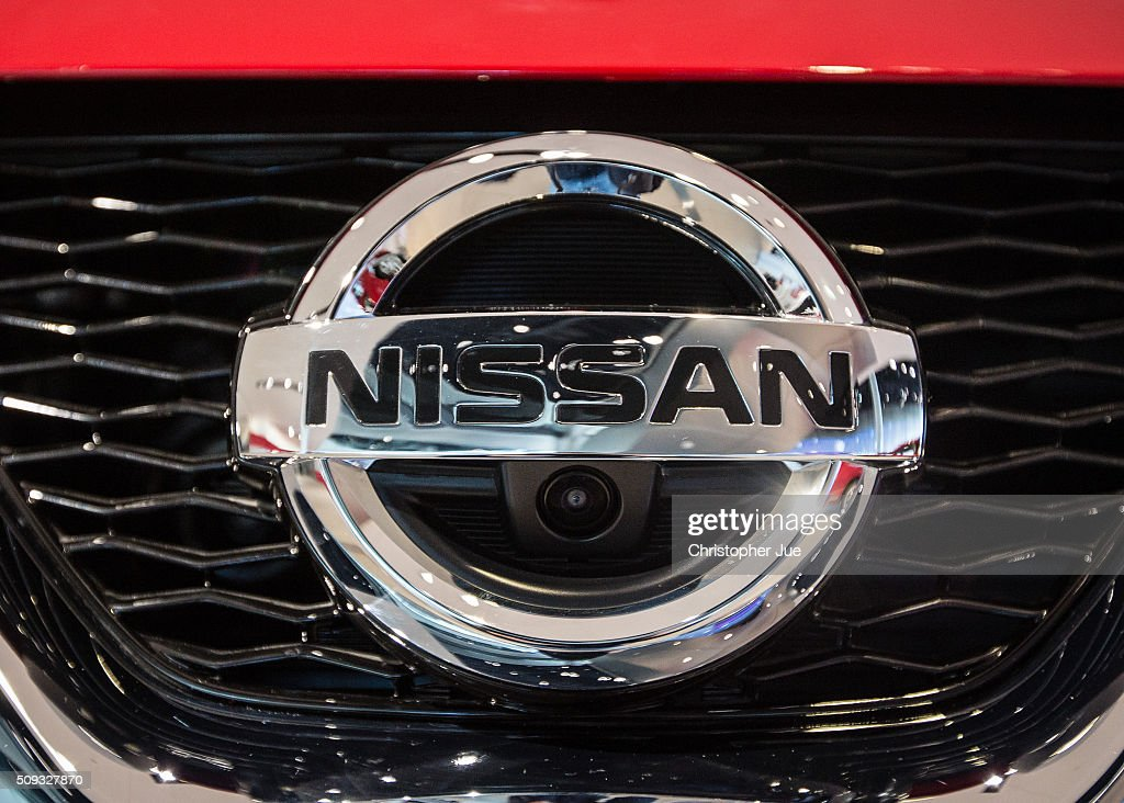 A Nissan logo is attached to the front end of a vehicle displayed at the company's showroom on February 10, 2016 in Tokyo, Japan. Nissan Motor Co., Ltd., announced the financial results for the third quarter of fiscal year 2015 ending March 31, 2016. The net revenues resulted in 8.9430 trillion yen, the operating profit, 587.5 billion yen, and the net income 452.8 billion yen, For the April-December 2015 period, Nissan sold a total of 3,891,000 vehicles globally.