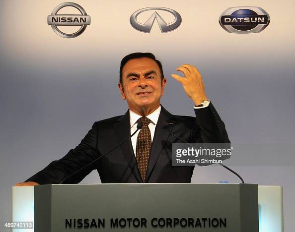 Getty images for Nissan motor finance company
