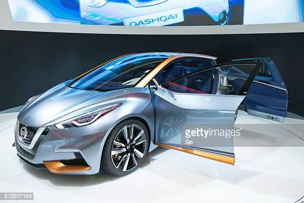 Nissan Sway concept car