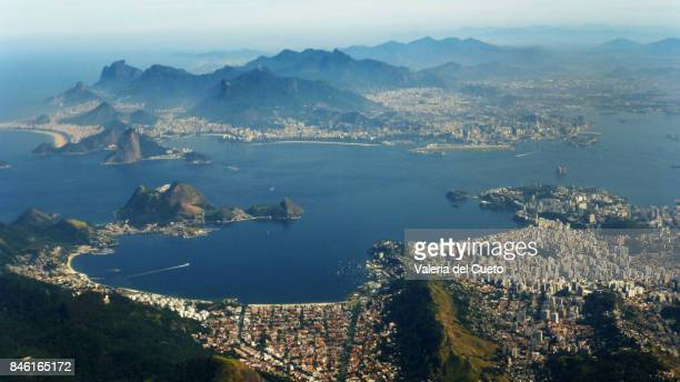 Niteroi and Bay of Guanabara