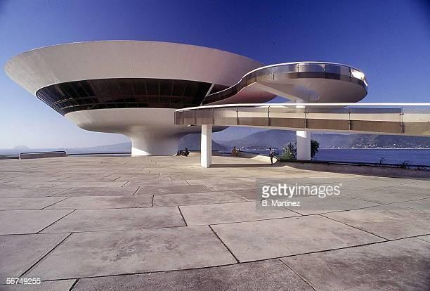 Niteroi Museum of Contemporary art