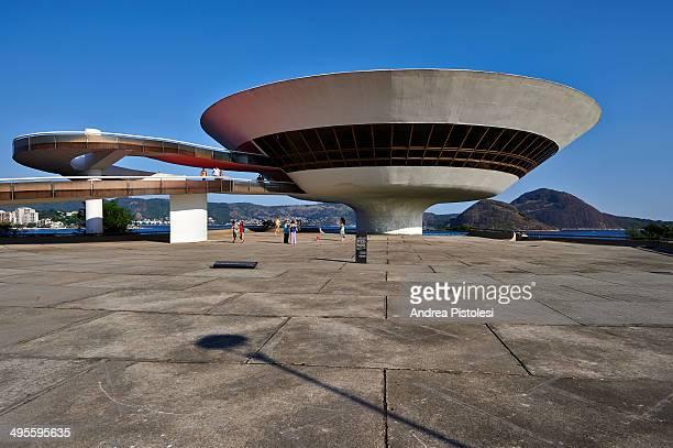 Niteroi Museum, Rio de Janeiro