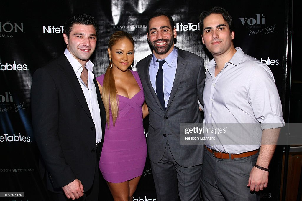 Great NiteTables Co Founders Jonathan Zimmerli And Matt Bosso, Kat DeLuna And  NiteTables Founder Adam