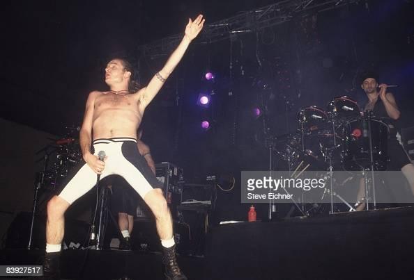 Nitzer Ebb in concert 1990s New York
