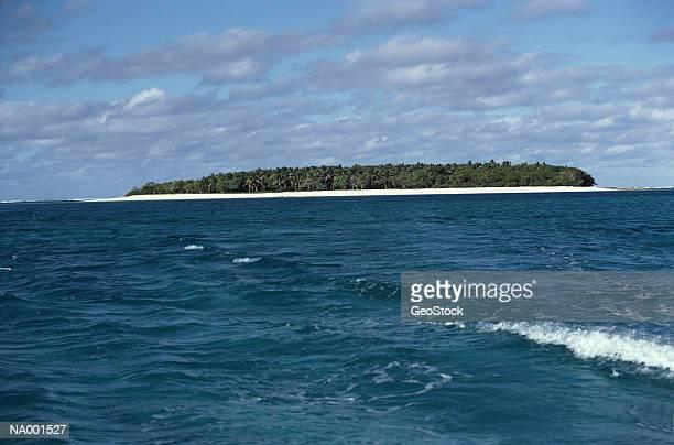 Niue Island near Fiji