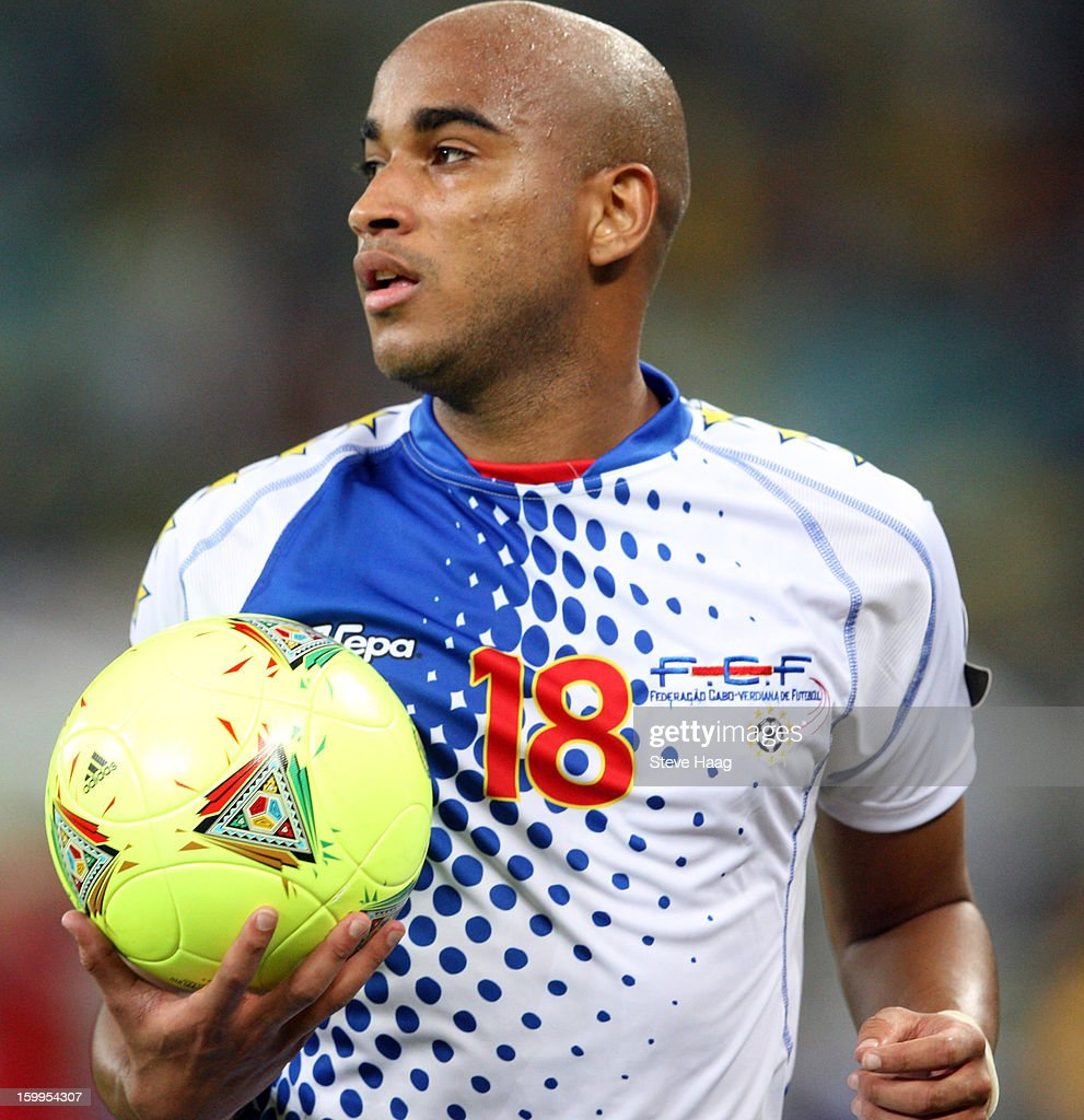 Nivaldo is shown during the 2013 African Cup of Nations match between Morocco and Cape Verde at Moses Mahbida Stadium on January 23, 2013 in Durban, South Africa.