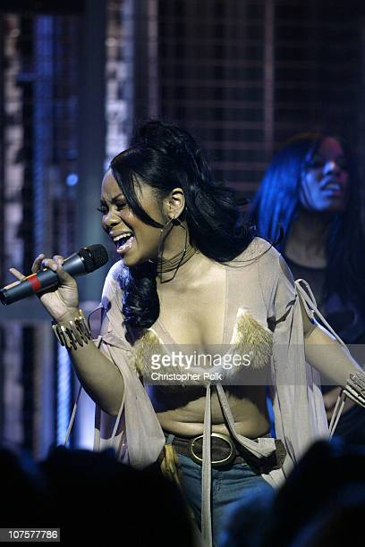 Nivea during 2002 Fox Billboard Bash Show and Party at Studio 54 inside MGM Grand Casino in Las Vegas NV