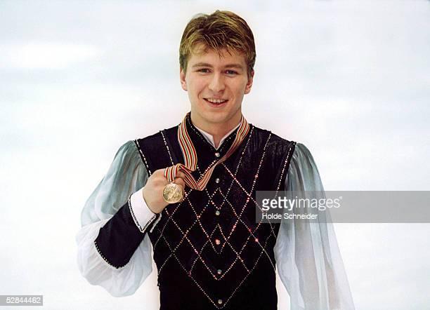 WM 2000 Nizza MAENNER Alexei YAGUDIN/RUS GOLD