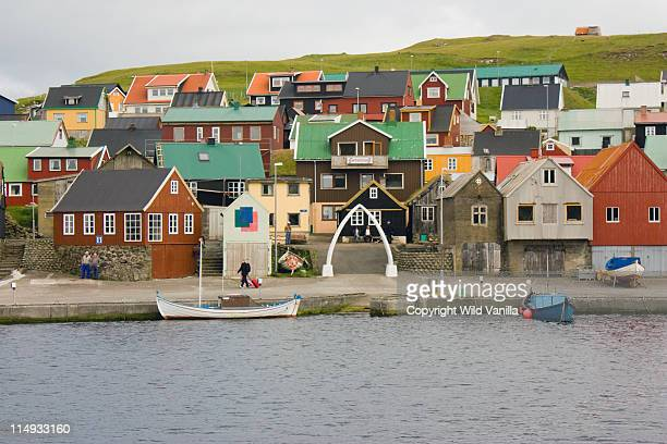 Nólsoy harbor