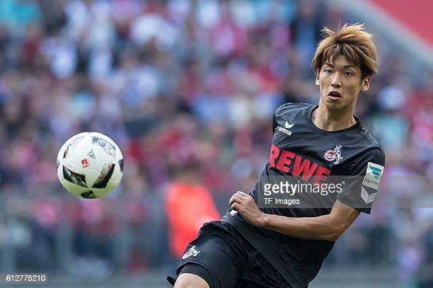 nMuenchen Deutschland Bundesliga 6 Spieltag FC Bayern Muenchen 1 FC Koeln Yuya Osako