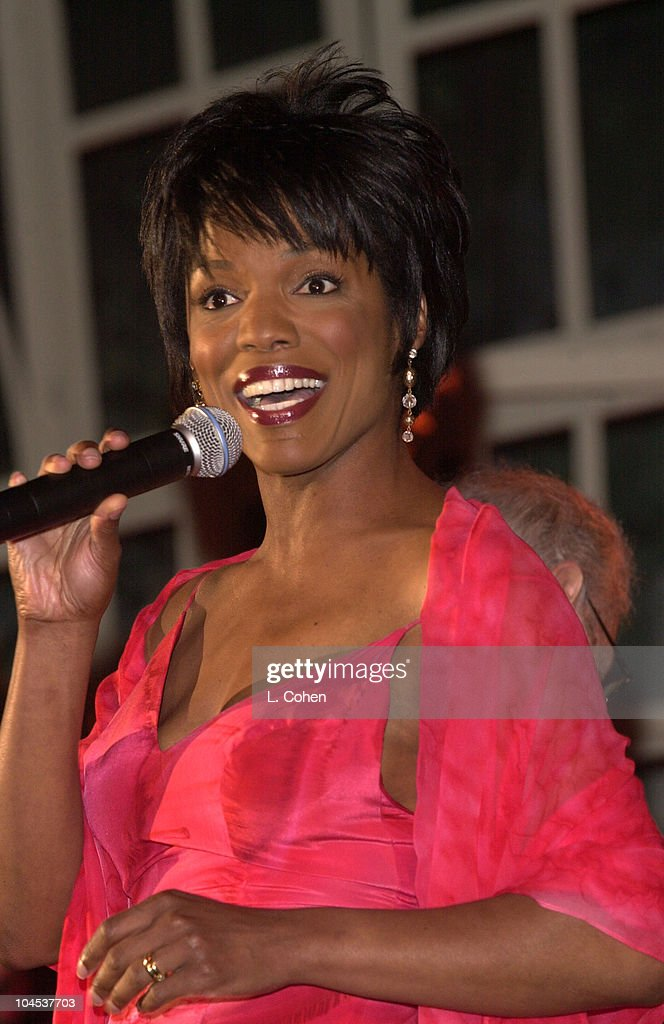 Nneena Freelon during 10th Annual Ella Award Presented to Dame Julie Andrews at Beverly Hilton Hotel in Beverly Hills California United States