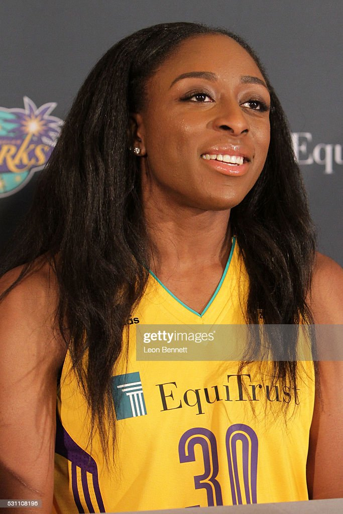 Los Angeles Sparks Media Day